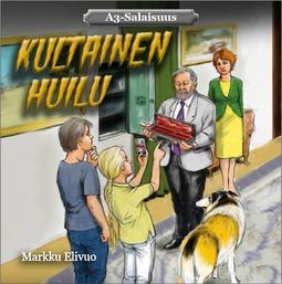 Elivuo, Markku - A3-Salaisuus - Kultainen huilu, äänikirja