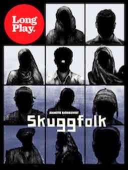 Björkqvist, Jeanette - Skuggfolk, ebook