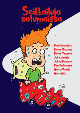 Mäntylä, Juha - Seikkailuja satumaissa, ebook