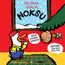 Kunnas, Mikko - Hauskaa joulua, Noksu, äänikirja