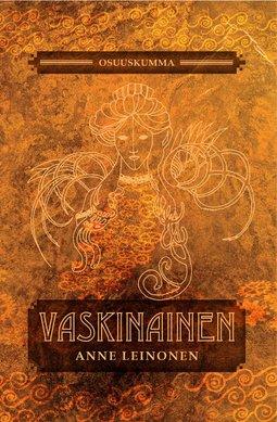 Leinonen, Anne - Vaskinainen, e-kirja