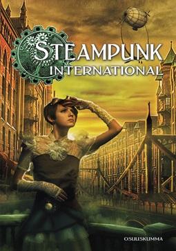 Whates, Ian - Steampunk International, e-bok