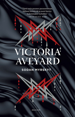 Aveyard, Victoria - Sodan myrskyt, e-kirja