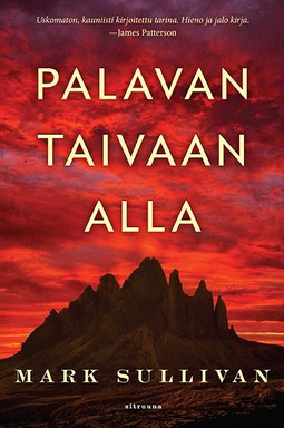 Sullivan, Mark - Palavan taivaan alla, äänikirja
