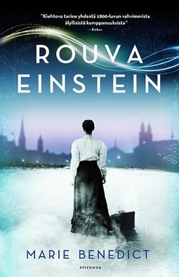 Benedict, Marie - Rouva Einstein, ebook