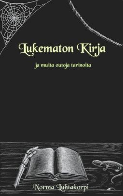 Luhtakorpi, Norma - Lukematon Kirja: ja muita outoja tarinoita, e-kirja