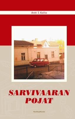 Kallio, Antti J. - Sarvivaaran pojat, e-kirja