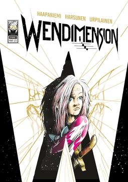Haapaniemi, Teemu - Wendimension: Dad 1/2, ebook