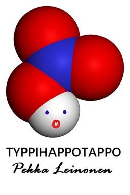 Leinonen, Pekka - Typpihappotappo, e-kirja