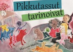 Mattila, Marianne - Pikkutassut tarinoivat, e-kirja