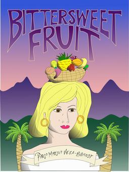 Brandt, Pirjo Marjut Vega - Bittersweet Fruit: un-bittered dessert (originally Gentle Winds From The Pacific Ocean), e-bok
