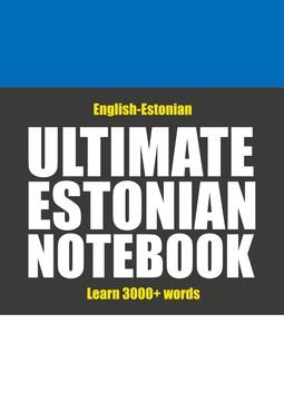 Muthugalage, Kristian - Ultimate Estonian Notebook, ebook
