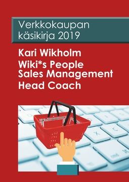 Wikholm, Kari - Verkkokaupan käsikirja 2019, e-kirja