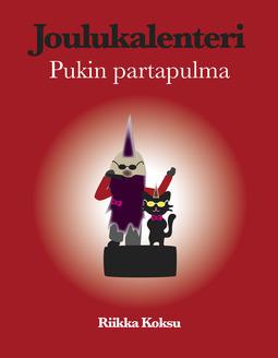 Koksu, Riikka - Joulukalenteri – Pukin partapulma, e-kirja