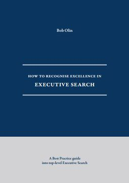 Olin, Bob - How to Recognise Excellence in Executive Search, e-kirja