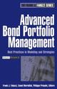 Advanced Bond Portfolio Management: Best Practices in Modeling and Strategies